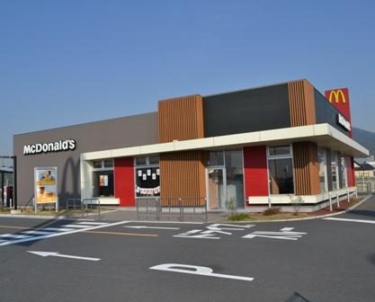マクドナルド10号行橋店