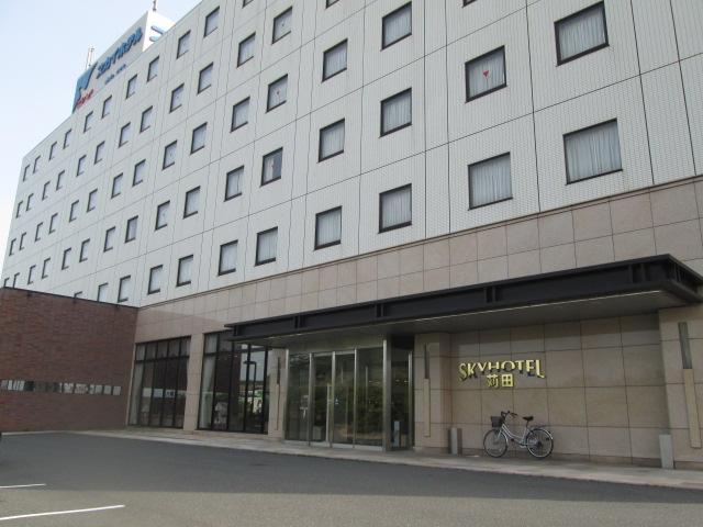スカイホテル苅田
