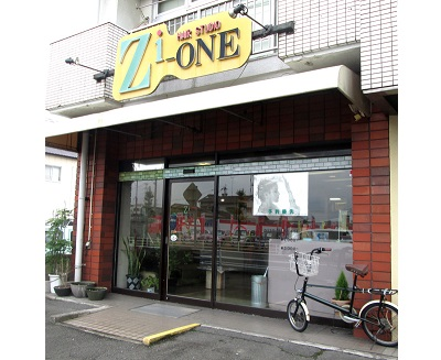 HAIR STUDIO Zi−ONE