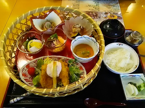 京都ホテルのランチはリーズナブルでプチ会食にピッタリ❤...