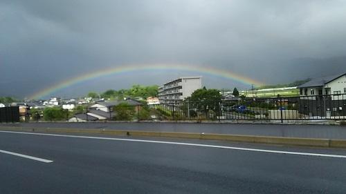 心にも虹を・・