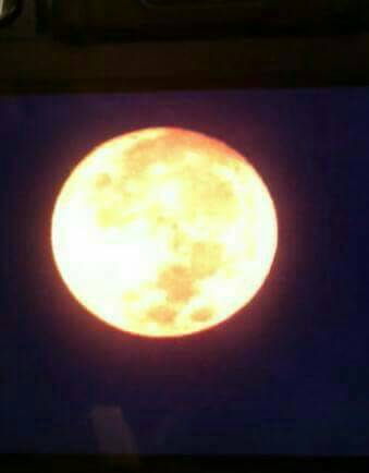 沖縄発!今世紀最大の満月は黄金に輝く奇跡の「スーパームーン」