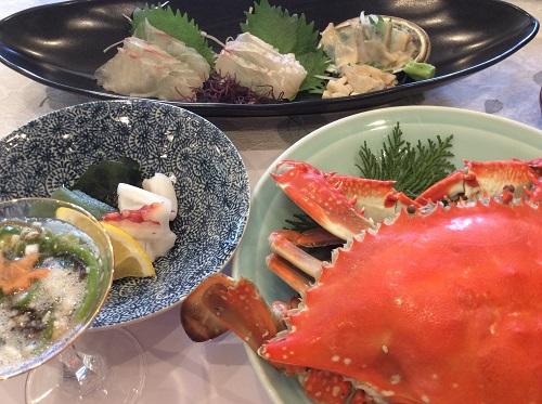 有名人もお気に入り周防館の極上海の幸料理!!