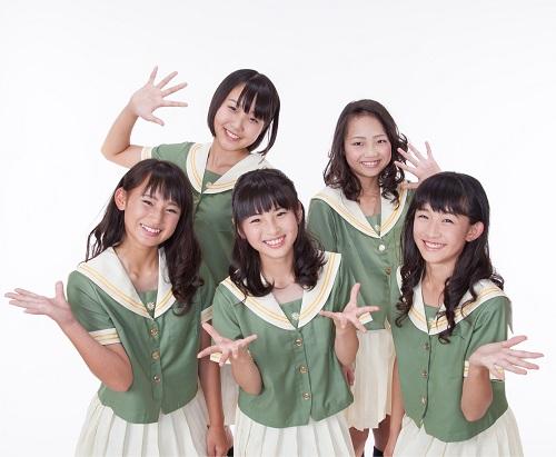 京築アイドル「キューティーベリー」支援の輪が広がっています!
