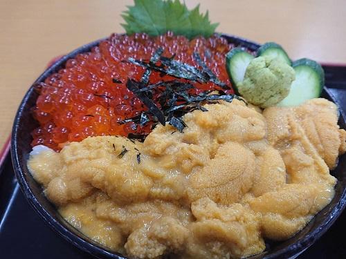 この北海の海鮮丼ど〜んだけ〜!