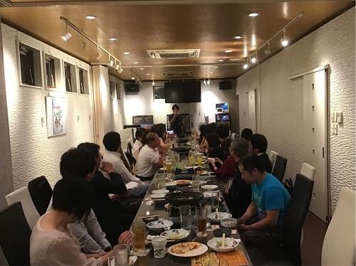 華マルシェ「美食の会」開催☆