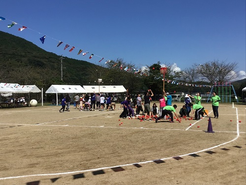 みやこ町犀川「城井小学校」思い出残した最後の運動会