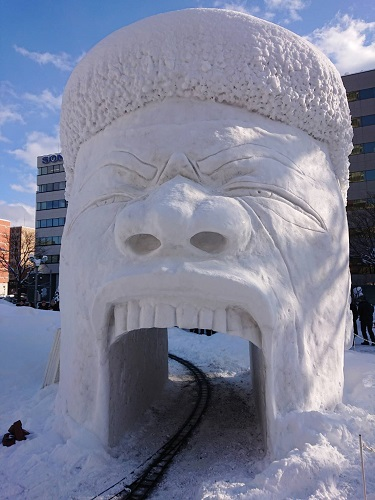 札幌雪まつり2020年202万1000人を魅了❕...