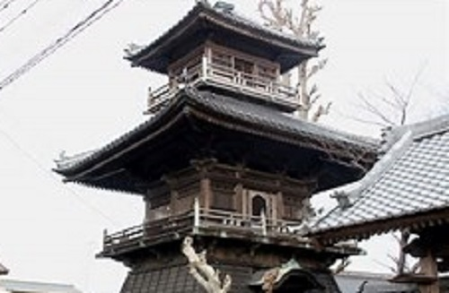 豊前・教円寺の鐘楼 国文化財に登録