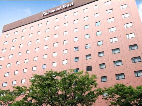 リッチモンドホテル博多駅前がコロナ宿泊療養施設に