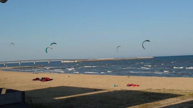 もはや鳥!憧れの空を捕まえた日〜スカイサーフィンで海を満喫〜