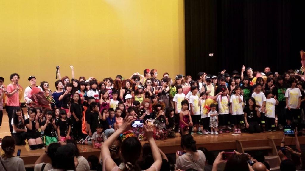 京築を代表するダンスチーム「ZERO」2
