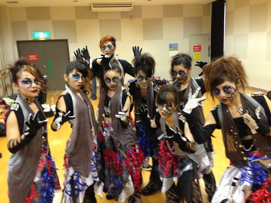京築を代表するダンスチーム「ZERO」3