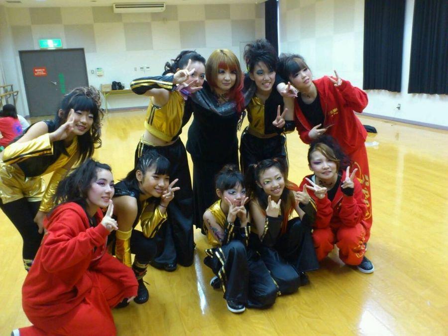京築を代表するダンスチーム「ZERO」4