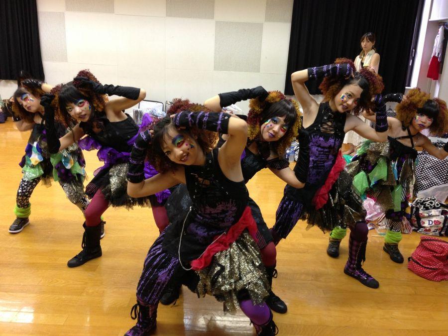 京築を代表するダンスチーム「ZERO」5