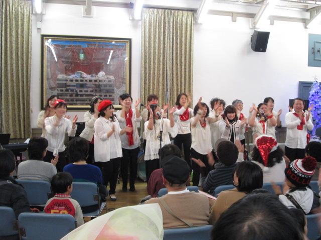 行橋市赤レンガ館でクリスマスコンサート3