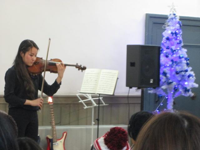 行橋市赤レンガ館クリスマスコンサート5