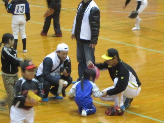 苅田町初の野球教室4