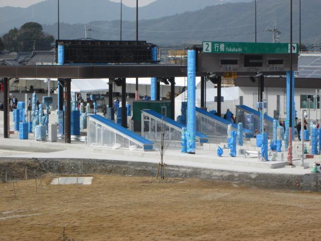 東九州自動車道開通記念マラソン華々しく開催
