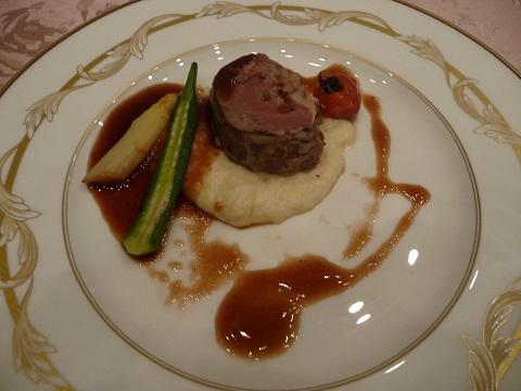 季節の料理を楽しむ会 in京都ホテル3