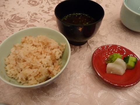 季節の料理を楽しむ会 in京都ホテル4